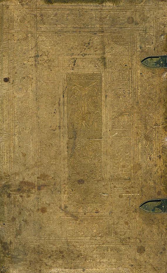 Leonhard Krentzheim - Chronologia. Das ist, Gründtliche und fleissige Jahrrechnung. 1576