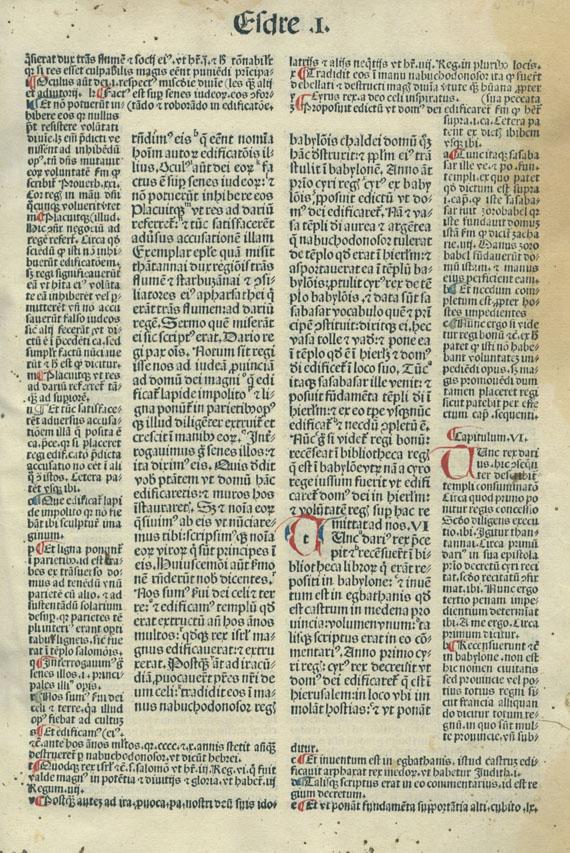 Biblia latina - Biblia. 1492