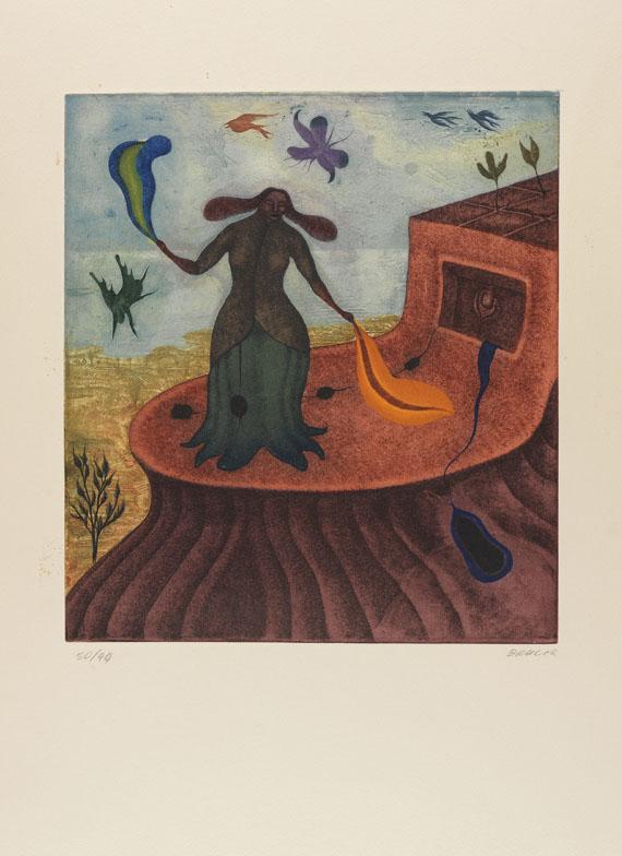 Brauer, A. - Brauers Liedermappe. 1968.