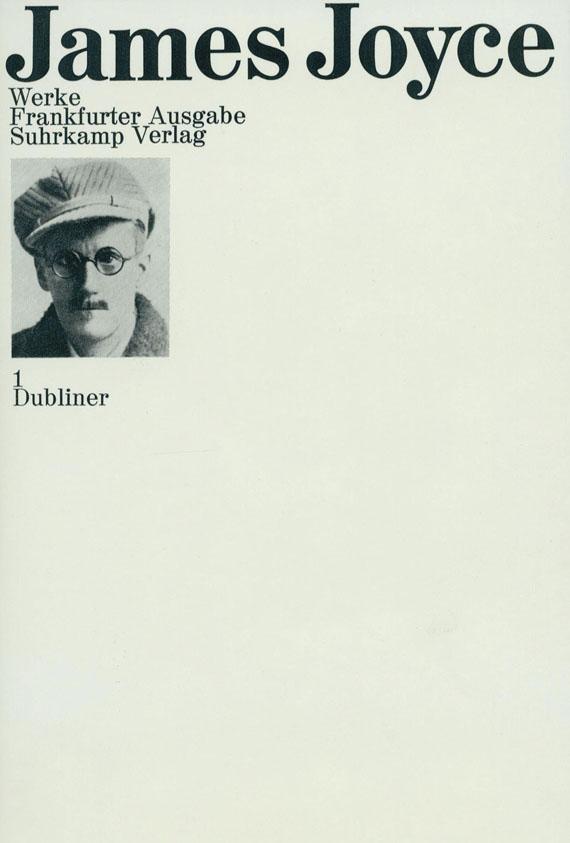 James Joyce - Werke. 9 Bde.