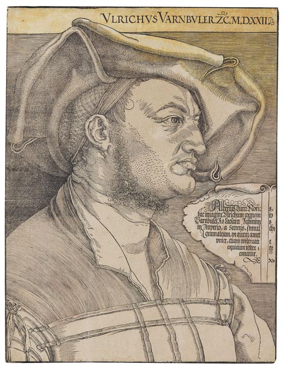 Albrecht Dürer - Bildnis des Ulrich Varnbüler