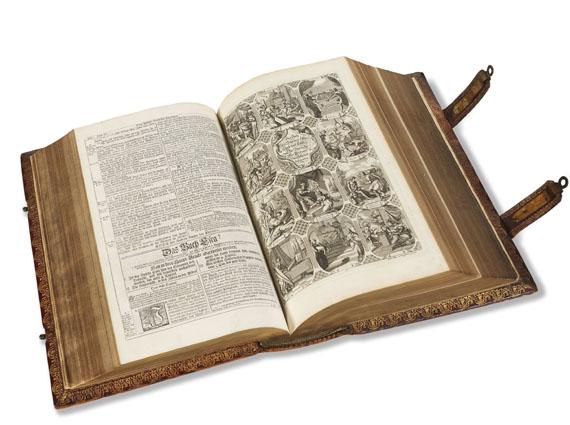 Biblia germanica - Biblia germanica. 1768. -