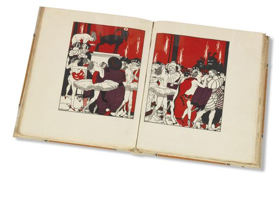 Heinrich Heine - Heine, H., Der Doktor Faust ein Tanzpoem. 1912.