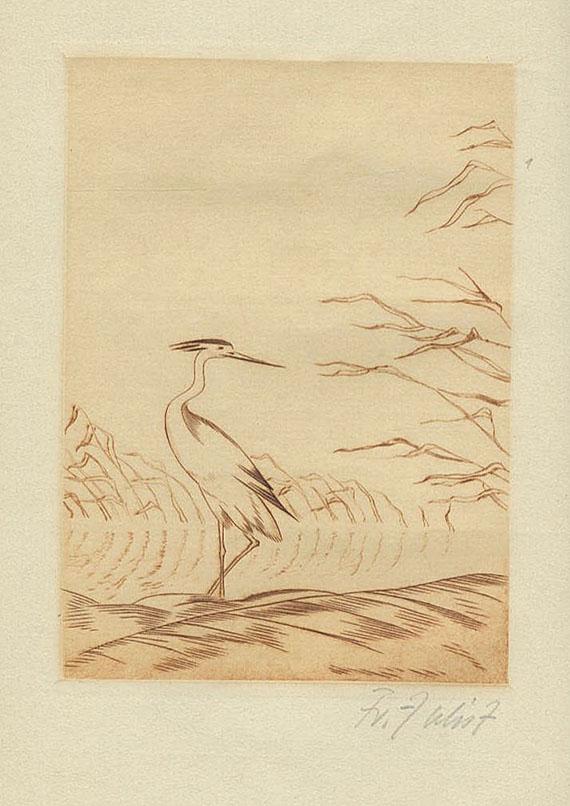 Friedrich von Schiller - Turandot. Illustr. v. Zaleisz. 1924.