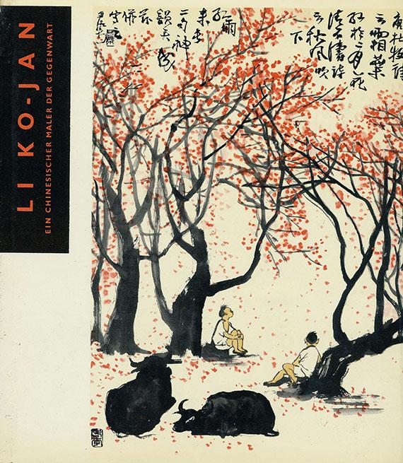 Li Ko-Jan - Li Ko-jan. 1963