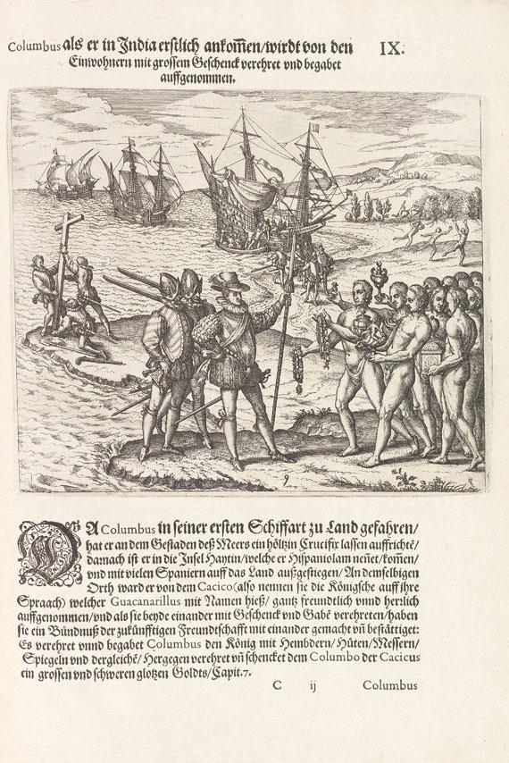Theodor de Bry - Das vierdte Buch von der neuen Welt. 1613