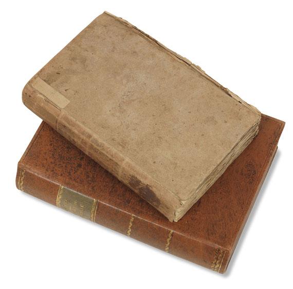 Friedrich Gottlieb Klopstock - Die deutsche Gelehrtenrepublik. 1774. - Weitere Abbildung