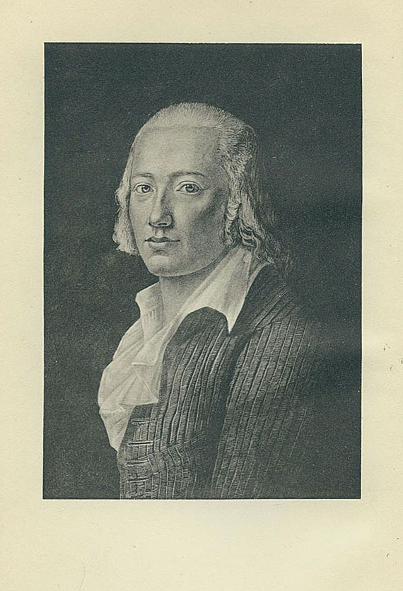 Friedrich Hölderlin - Werke. 5 Bde. 1914-26