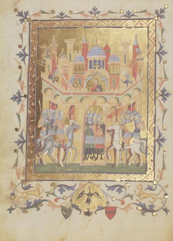 Turiner Gebetbuch - Faks.: Turiner Gebetbuch. -Dabei: Grosse Buchmalerei. 1994