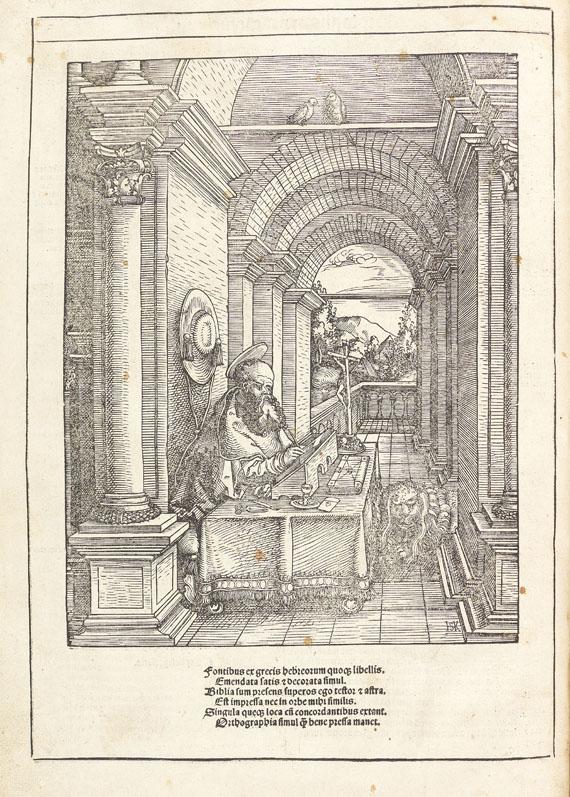 Biblia latina - Biblia latina. 1522