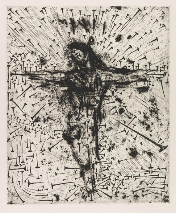 - L'Apocalypse de Saint Jean. 1961. - Weitere Abbildung