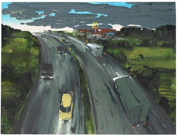 Sven Kroner - Drive in (Autobahn III)