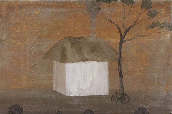 Norbert Schwontkowski - White Cube