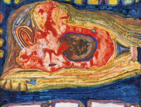 Friedensreich Hundertwasser Biografie Und Angebote Kauf Und Verkauf