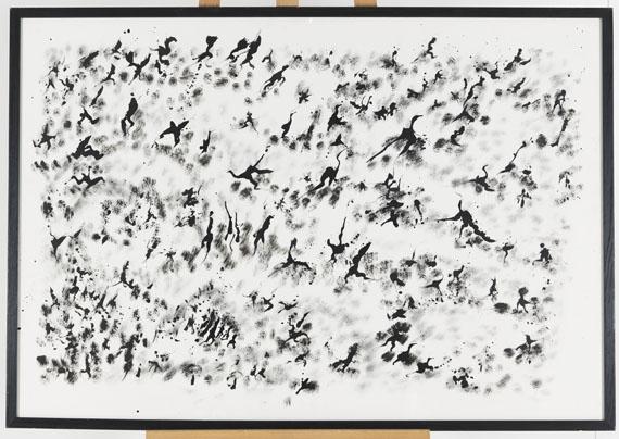 Henri Michaux - Sans titre - Frame image