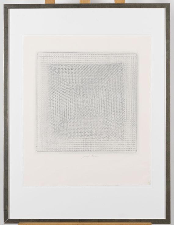Heinz Mack - Ohne Titel - Frame image