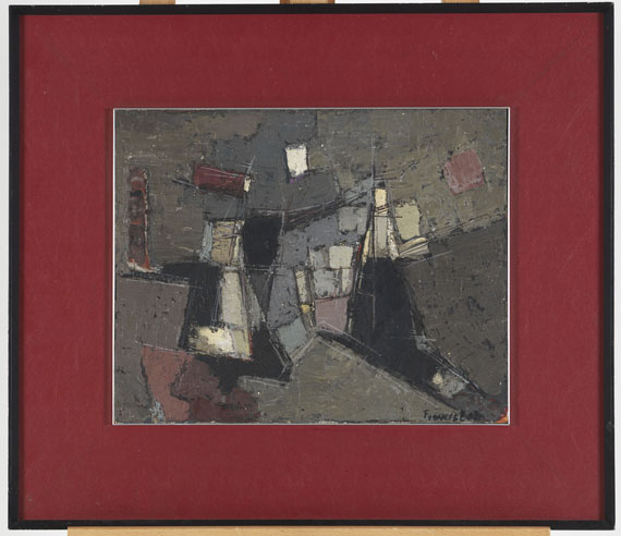 Francis Bott - Evocation - Rahmenbild
