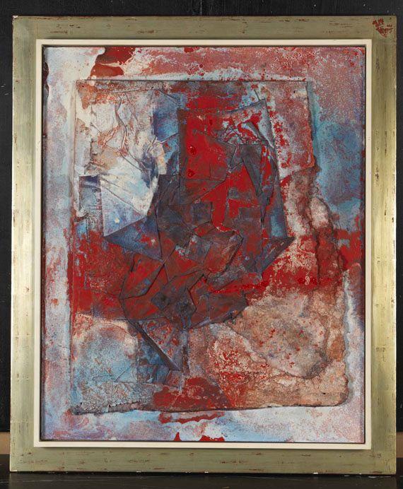 Fred Thieler - R/I/67 - Rahmenbild