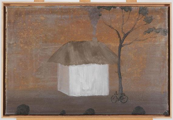 Norbert Schwontkowski - White Cube - Frame image