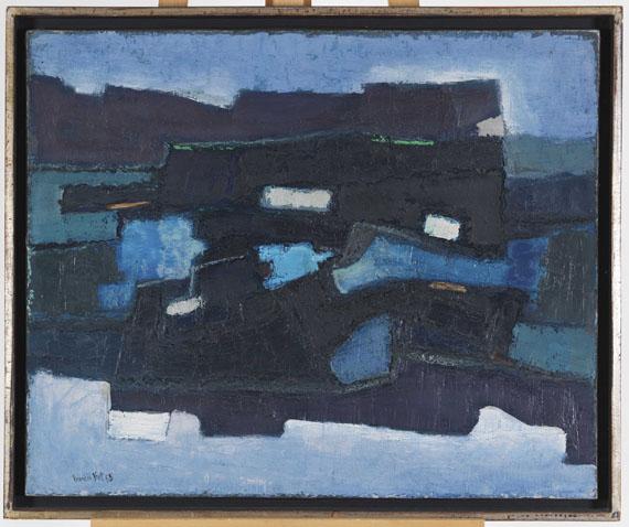 Francis Bott - Composition - Rahmenbild