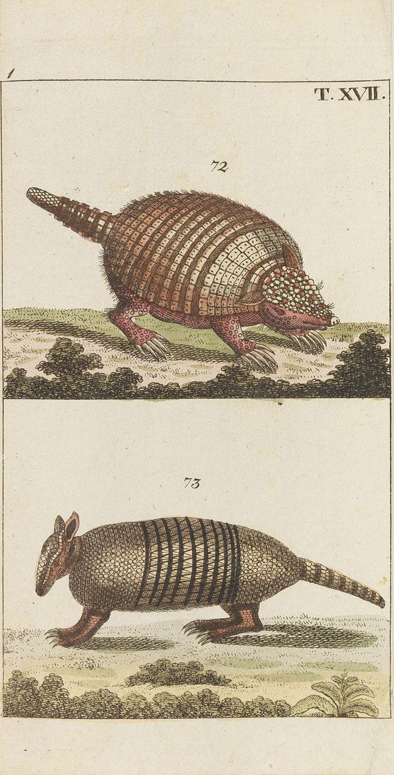 Gottlieb Tobias Wilhelm - Unterhaltungen aus der Naturgeschichte. 26 Bde. (von 27). Wien 1808-28.