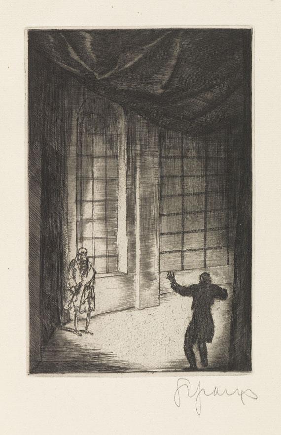 Hugo von Hofmannsthal - Der Tor und der Tod, 1923