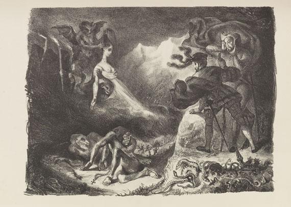 Johann Wolfgang von Goethe - Faust Eine Tragödie. 1912
