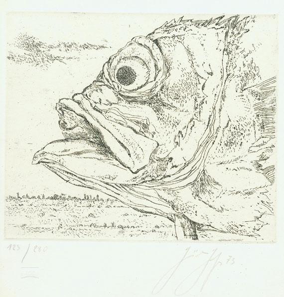 Günter Grass - Mariazuehren. 1973.