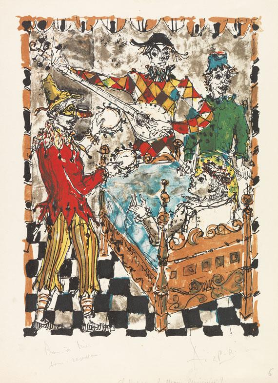 William Shakespeare - La sauvage apprivoisée. 1957.