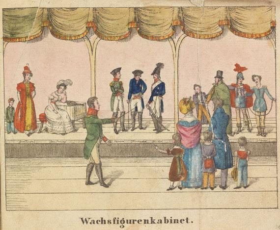 - Die Reise zum Jahrmarkt. 1834 - Weitere Abbildung