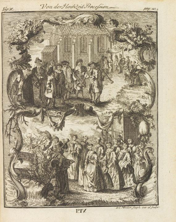J. C. G. Bodenschatz - Kirchliche Verfassung der heutigen Juden. 1748