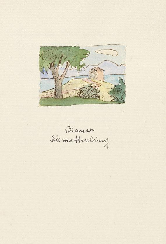 Hermann hesse gedicht flotenspiel