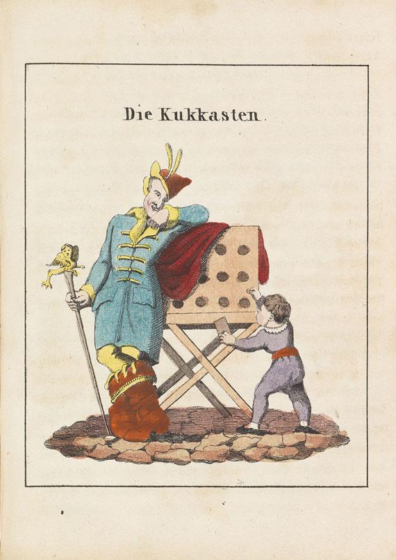 C. W. Comtessa - Kinder-Märchen.1839