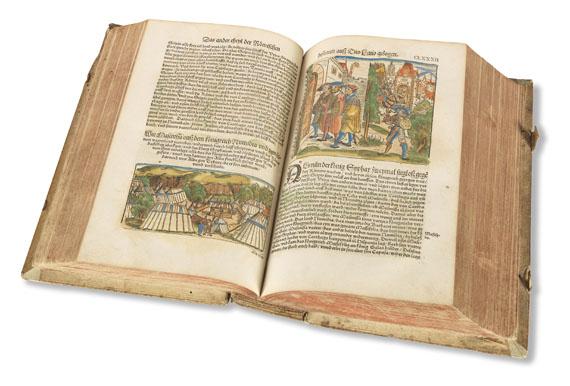 Titus Livius - Römische Historien. 1533.