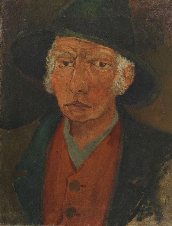 Josef Scharl - Der Gärtner Franzl