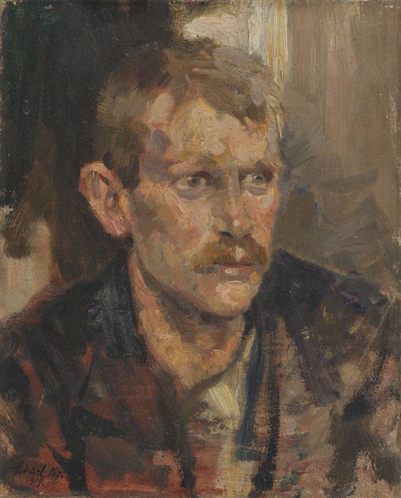 Josef Scharl - Alisi, Gärtner von Nymphenburg