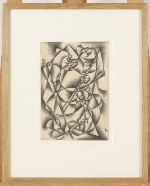 Thomas Ring - Zeichnung 14 - Rahmenbild