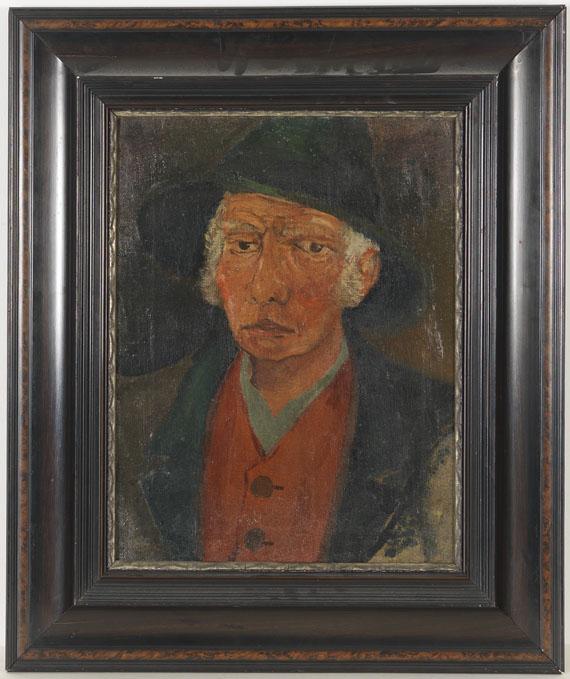 Josef Scharl - Der Gärtner Franzl - Frame image