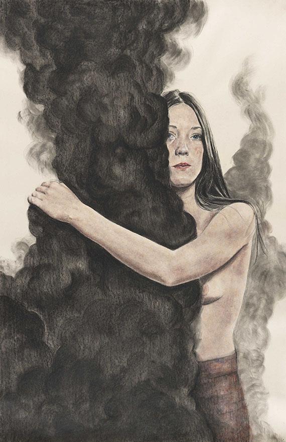Iris van Dongen - Ohne Titel (Embrace)