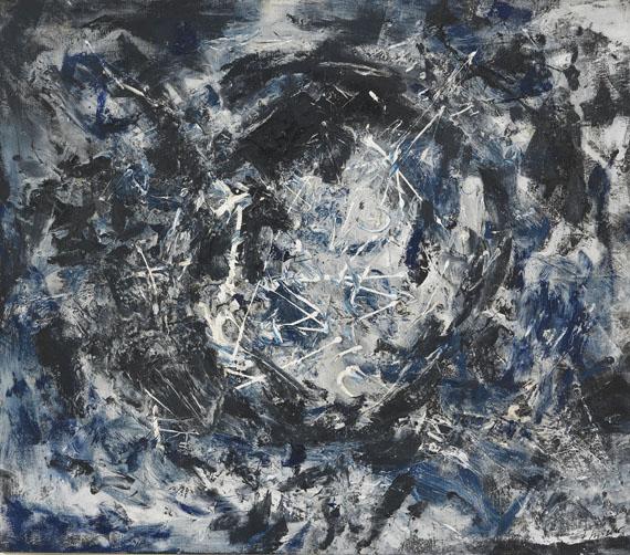 Fred Thieler - O/III/61 (Mit Kreiszentrum)