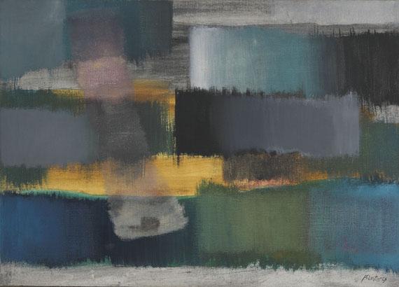 Fritz Winter - Landschaft
