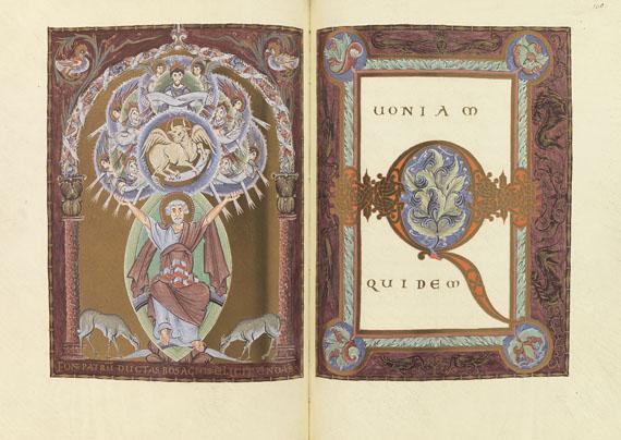 Evangeliar Ottos III., Das - Faks.: Evangeliar Ottos III. 1978