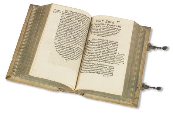 Jean Bodin - De daemonomania magorum. 1581. - Weitere Abbildung