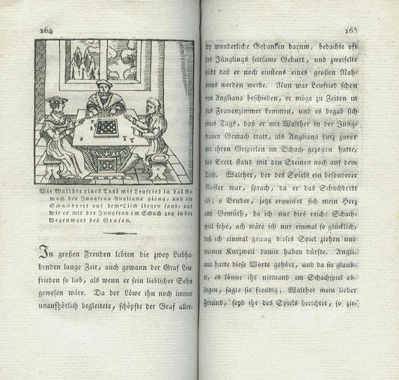 Clemens Brentano - Der Goldfaden. 1809