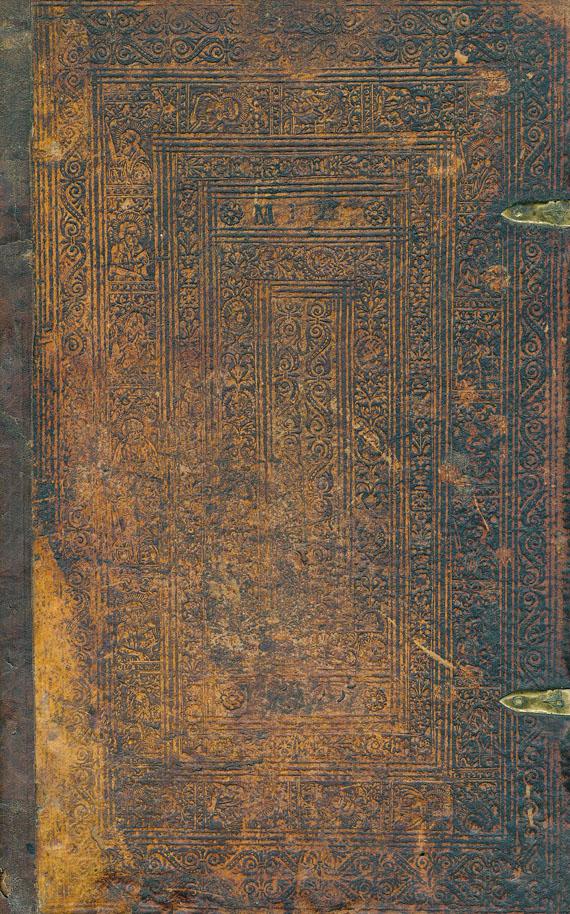 Adam Lonicer - Kreuterbuch. 1577