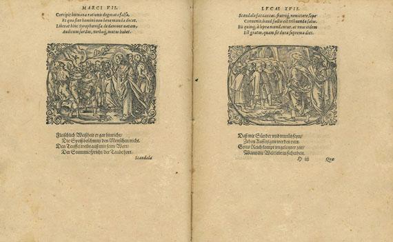Jost Amman - Künstliche und wolgerissene Figuren. 1587