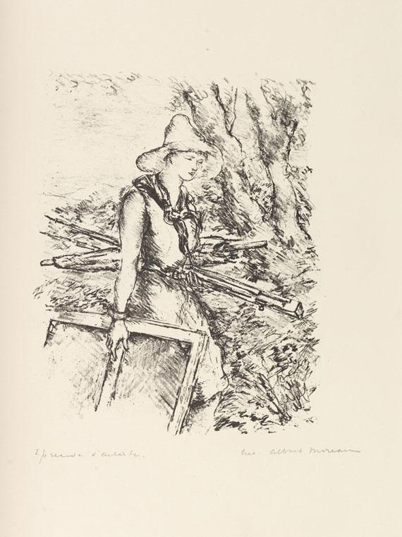 Colette - Naissance. Cretté-Einband. 1932 - Weitere Abbildung