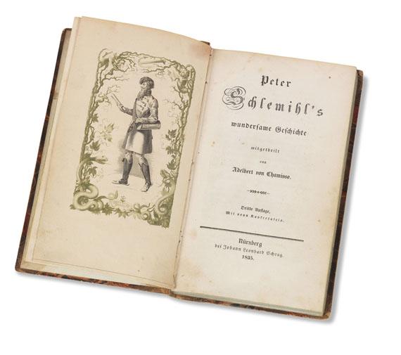 Albert de Chamisso - Peter Schlemiels Schicksale. 1835