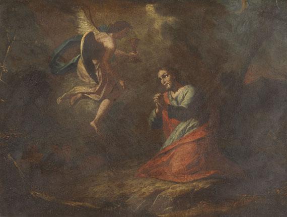 Süddeutschland - Christus betend am Ölberg