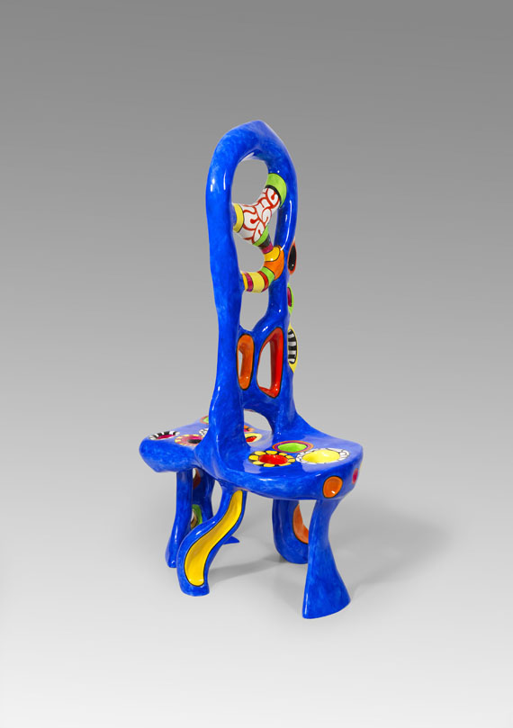 Niki de Saint-Phalle - Dos à Dos - Weitere Abbildung